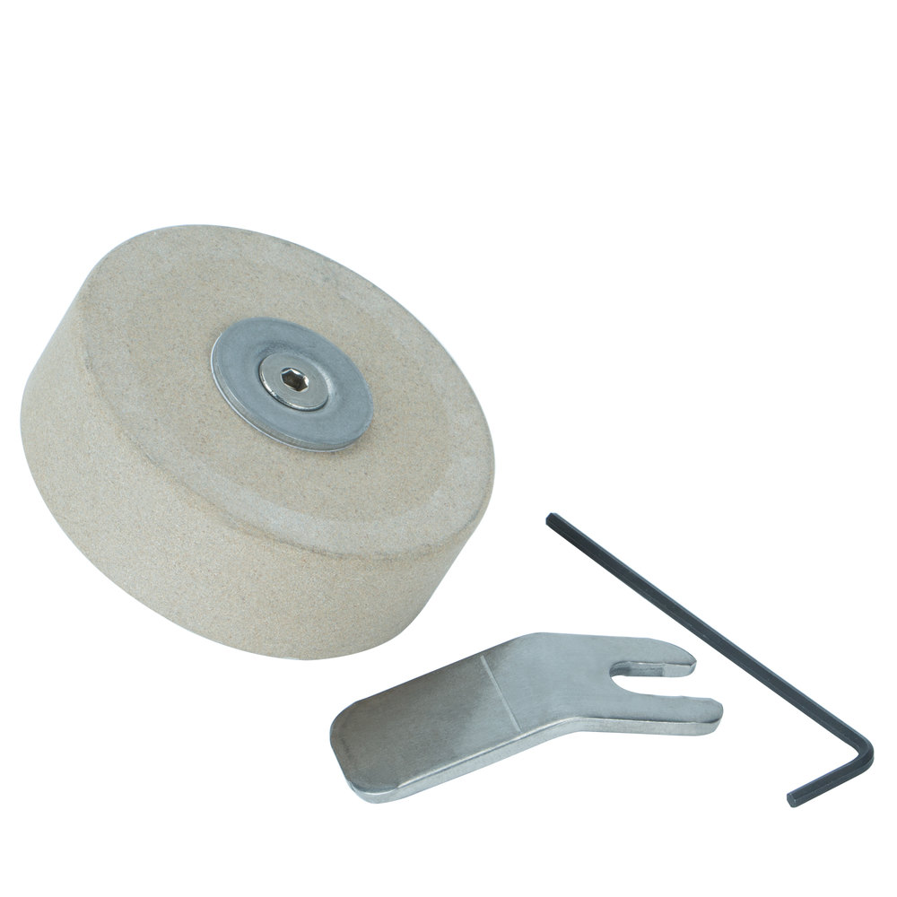 Edlund A526SP Replacement Grinding Wheel Assembly for 395 Electric Knife Sharpener