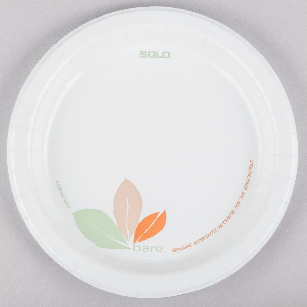 Bulk Paper Plates
