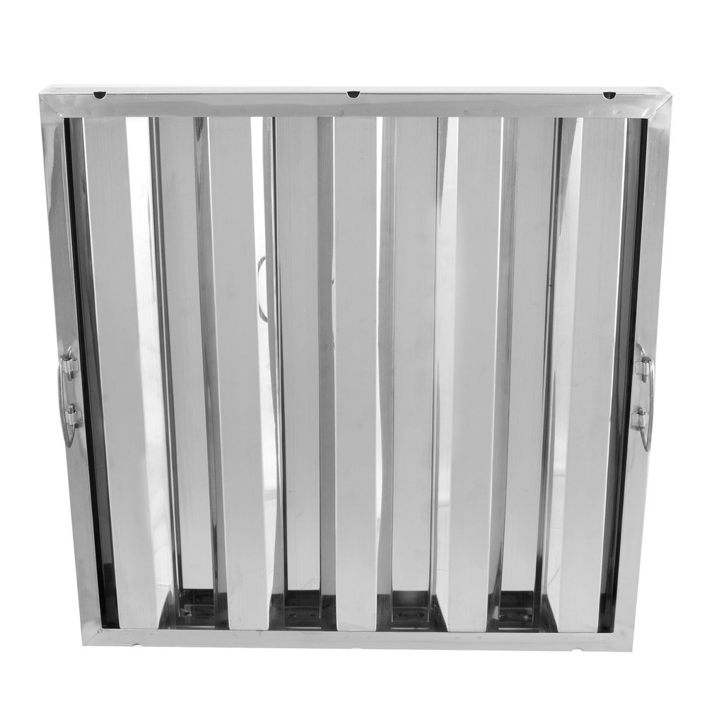 "20"" x 20"" x 2"" Stainless Steel Hood Filter"