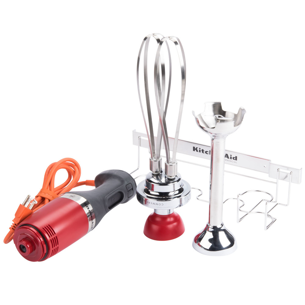Kitchenaid Immersion Blender With 10 Quot Blending Arm And