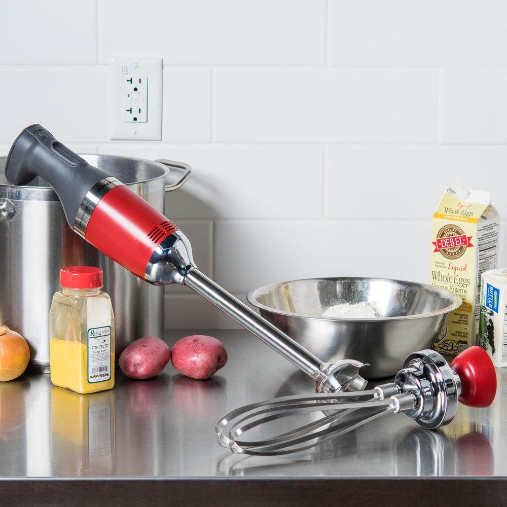 """Kitchenaid Hand Blender kitchenaid immersion blender with 12"""" blending arm and 10"""" whisk"""