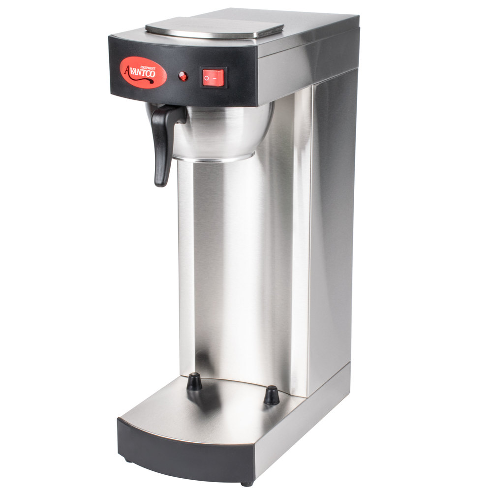 Avantco C Pourover Airpot Coffee Brewer
