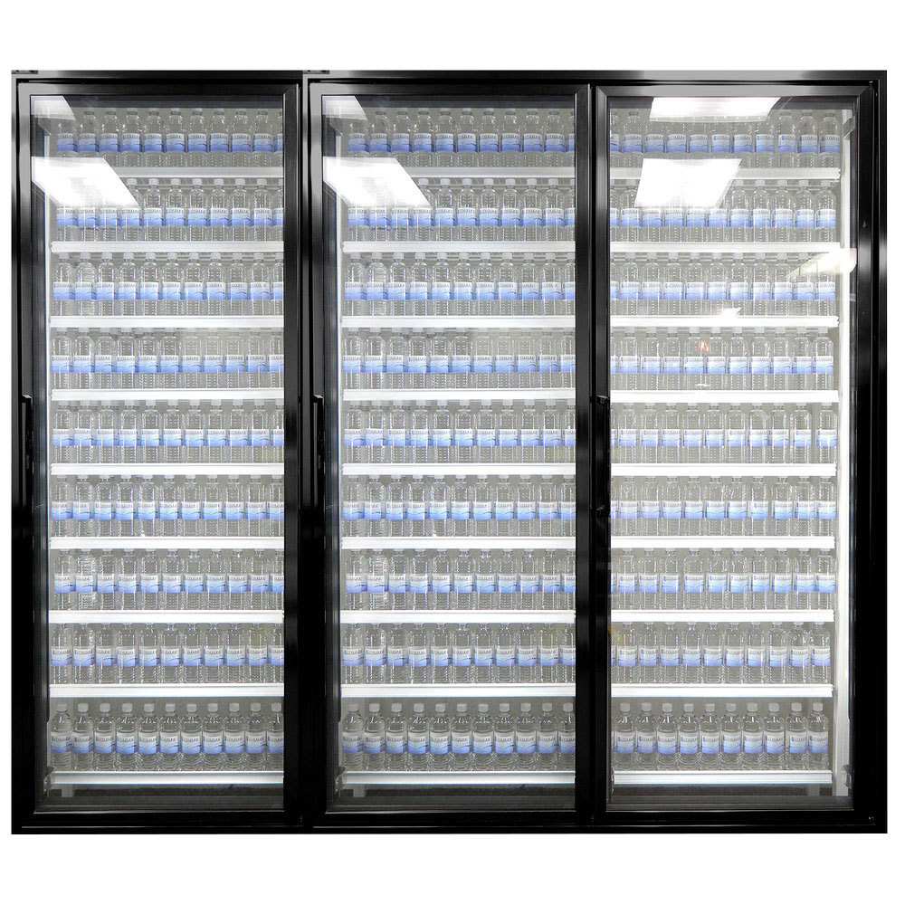 Styleline cl3080 hh 20 20 plus 30 x 80 walk in cooler for 10 door walk in cooler