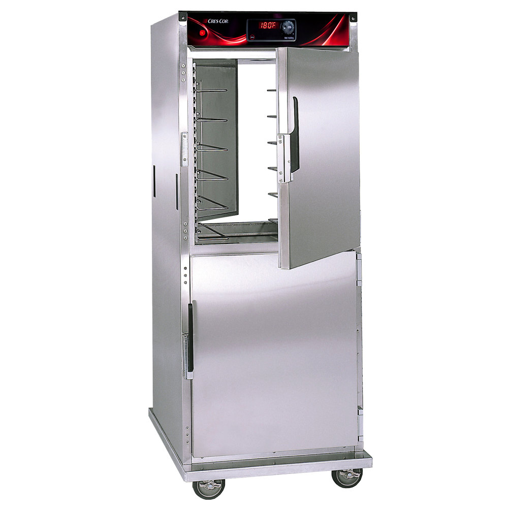 Hot Holding Cabinet Cor H 137 Psua 12d Pass Through Insulated Stainless Steel Hot