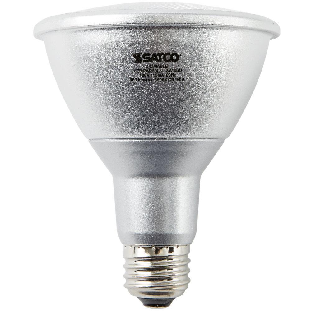 Satco S9431 13 Watt 75 Watt Equivalent Warm White Indoor