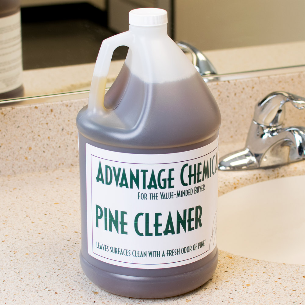 1 Gallon Advantage Chemicals Pine Cleaner