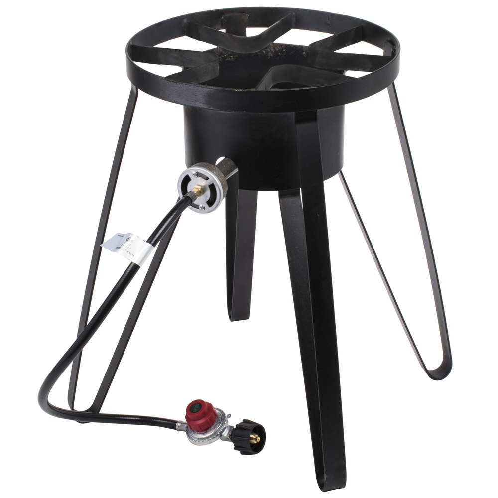 "Backyard Pro 21"" Tall Outdoor Gas Range / Patio Stove"