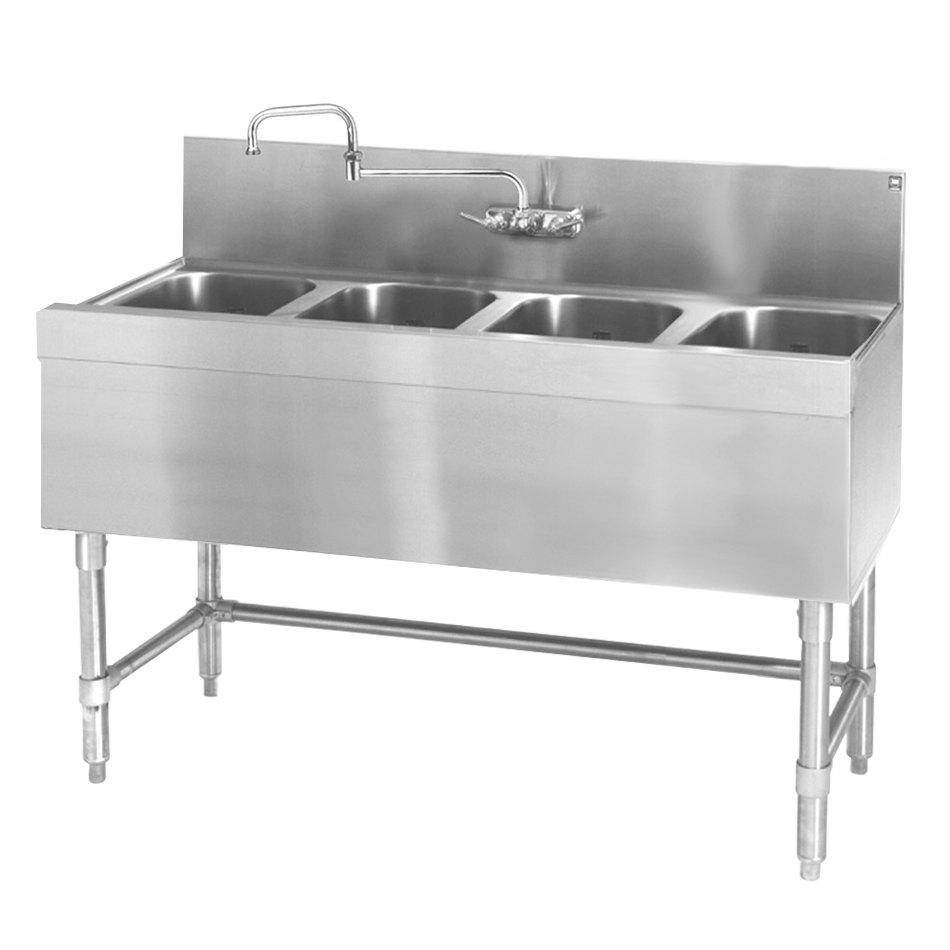 Eagle Sinks : Eagle Group B4-4-24 Spec-Bar 48