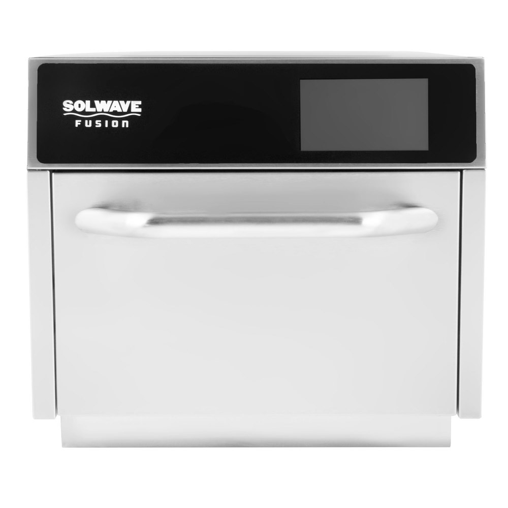 Solwave Fusion High-Speed Accelerated Cooking Countertop Oven