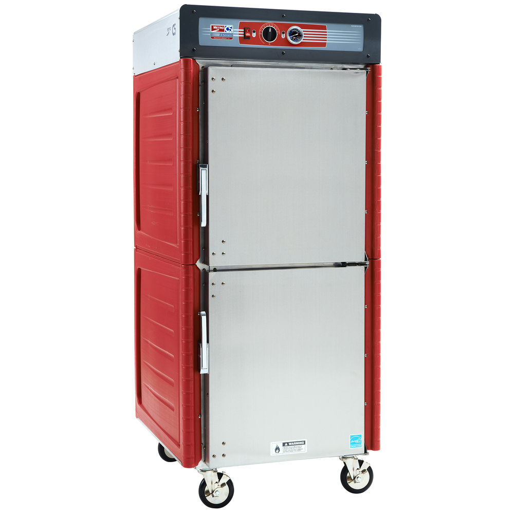 Hot Holding Cabinet Metro C549x Asds U Insulated Stainless Steel Full Height Hot