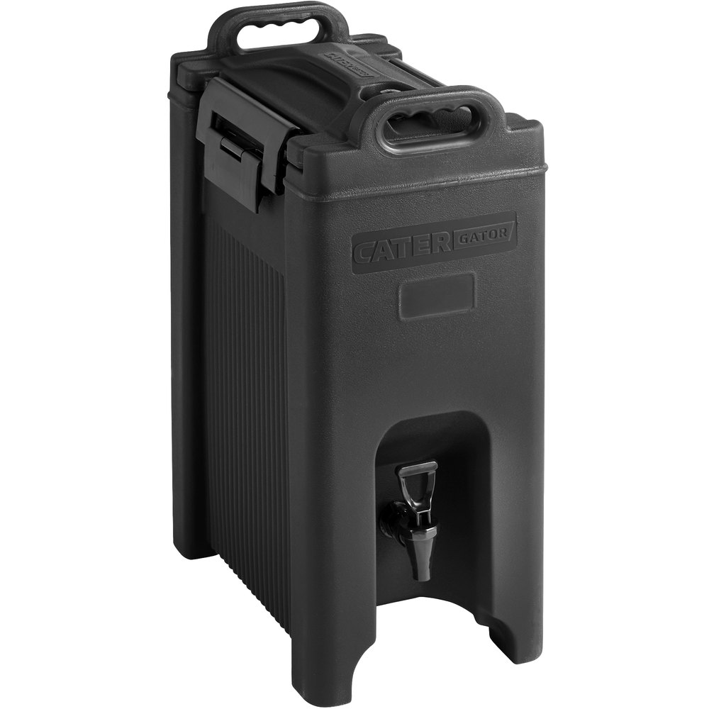 5L Water Drink Dispenser Outdoor Portable Collapsible Travel Dispenser Blue