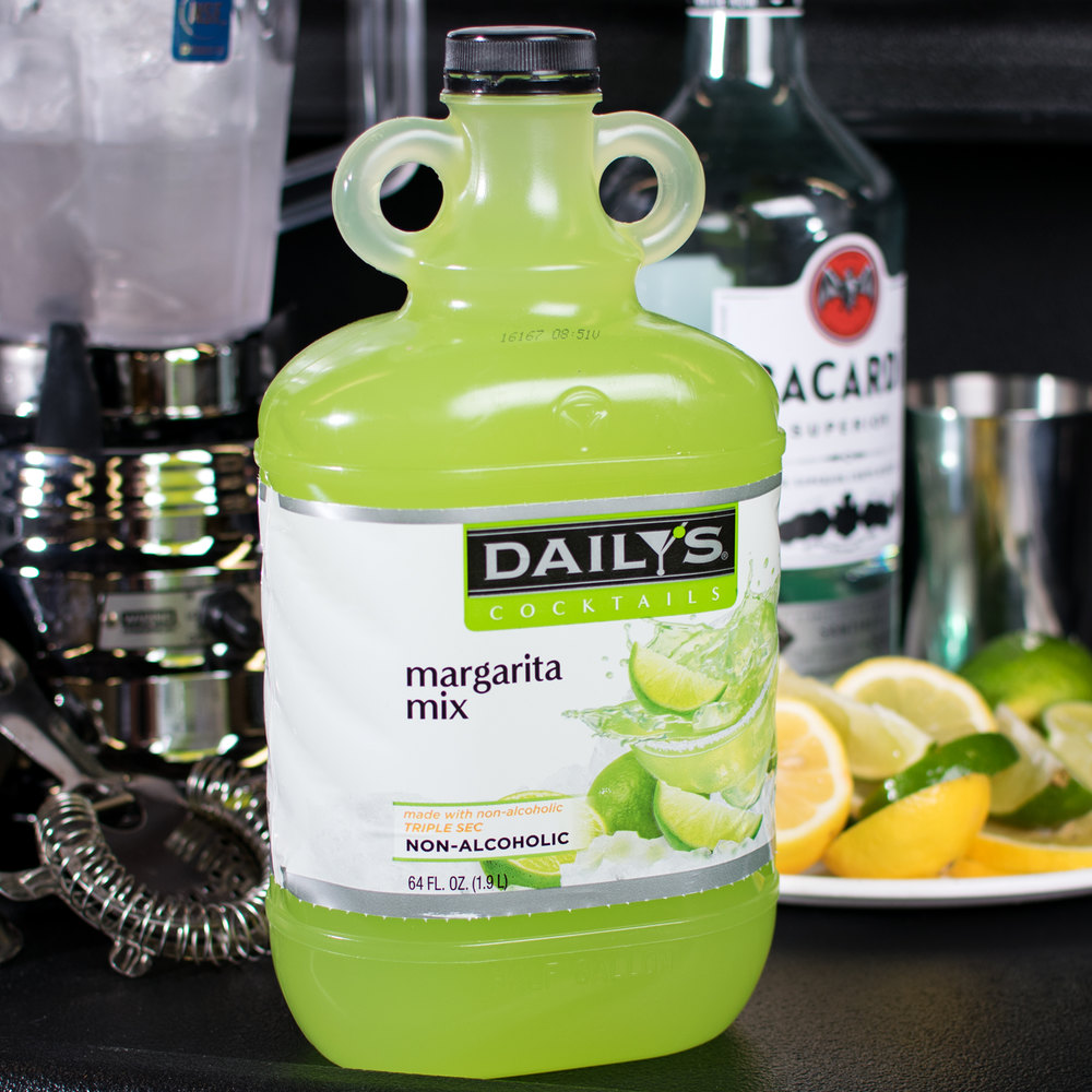 Daily's 64 oz. Margarita Mix