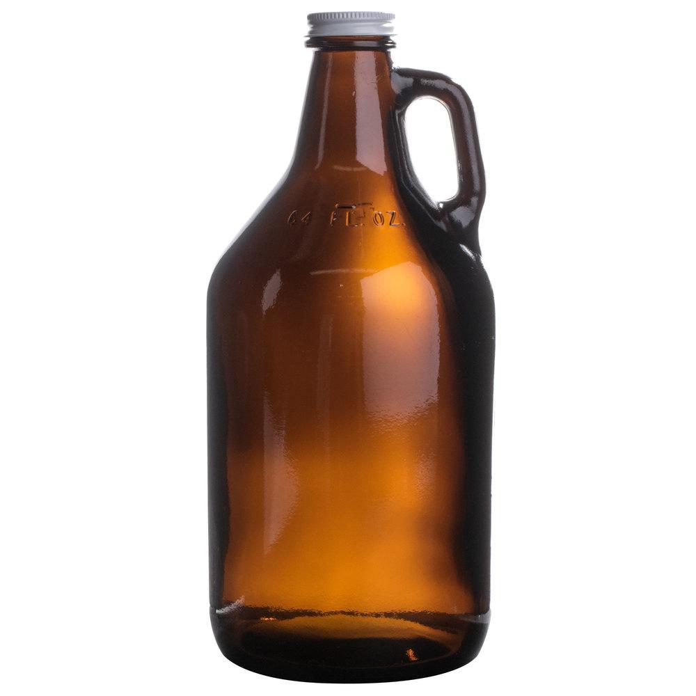 Oz Beer Glass