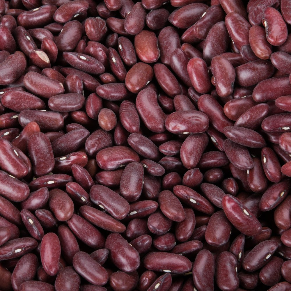 Dried Dark Red Kidney Beans 20 Lb