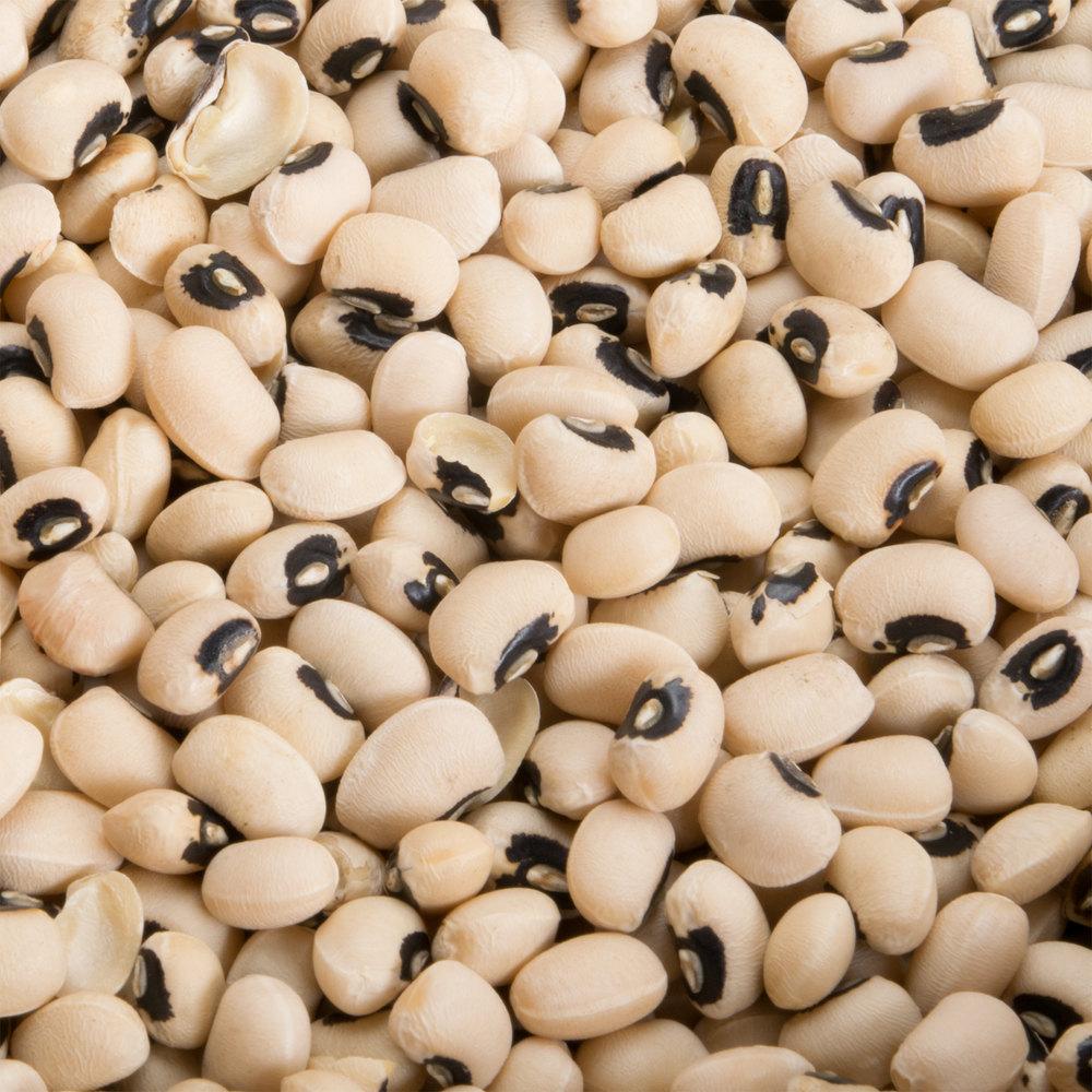 Dried Black Eye Peas 20 Lb
