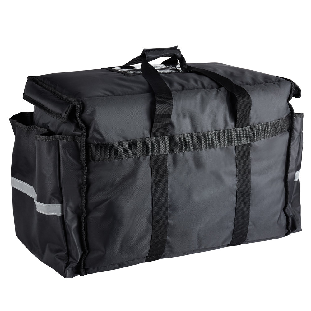 Servit Heavy Duty Insulated Black Nylon