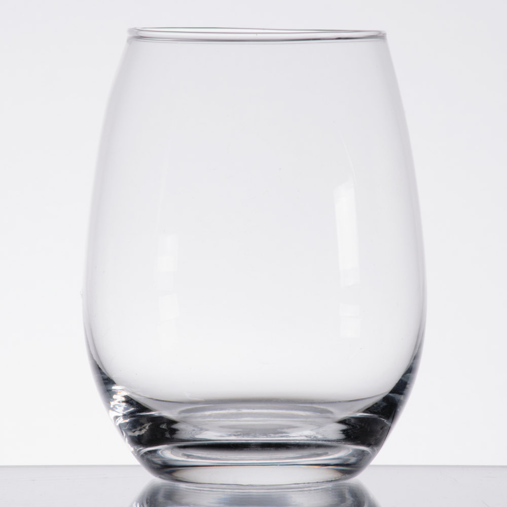 Core 9 Oz Stemless Wine Glass 12 Case