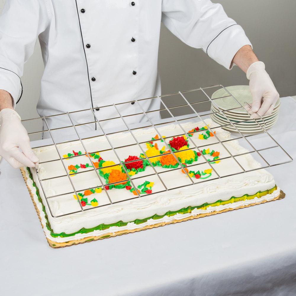 Sheet Pan Cake Marker