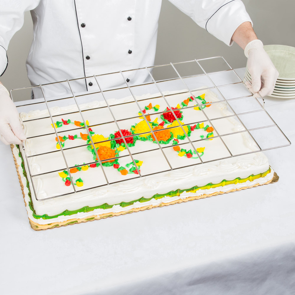 Sheet Cake Pan Size