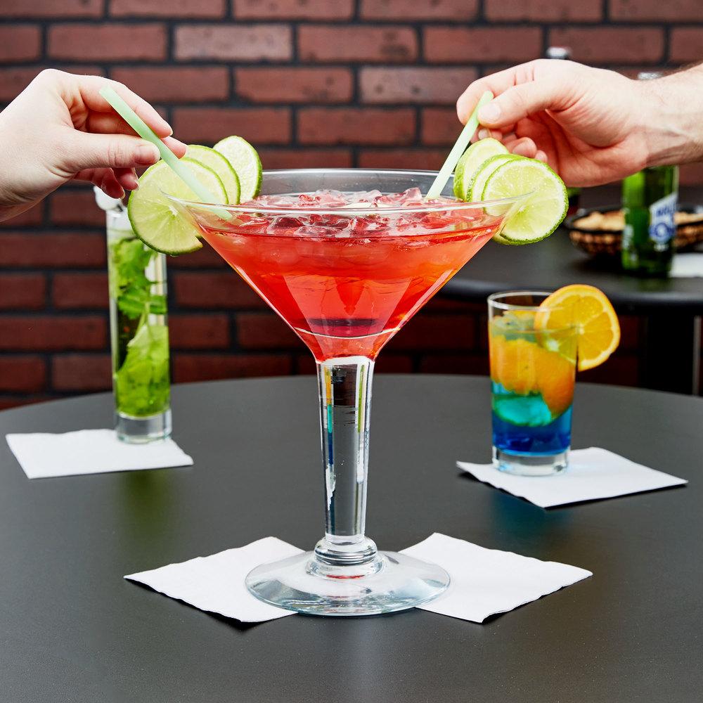 libbey 9570101 super stems 44 oz super martini glass. Black Bedroom Furniture Sets. Home Design Ideas