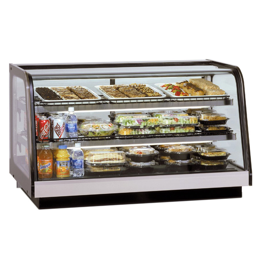 display countertop pastry jes hot heated equipment case food deli supplies countertops restaurant vollrath cases in
