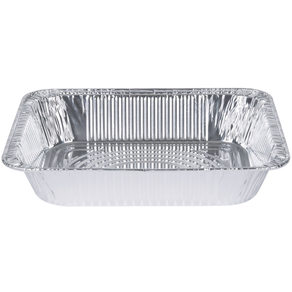 Choice 1 2 Size Foil Deep Steam Table Pan 20 Pack