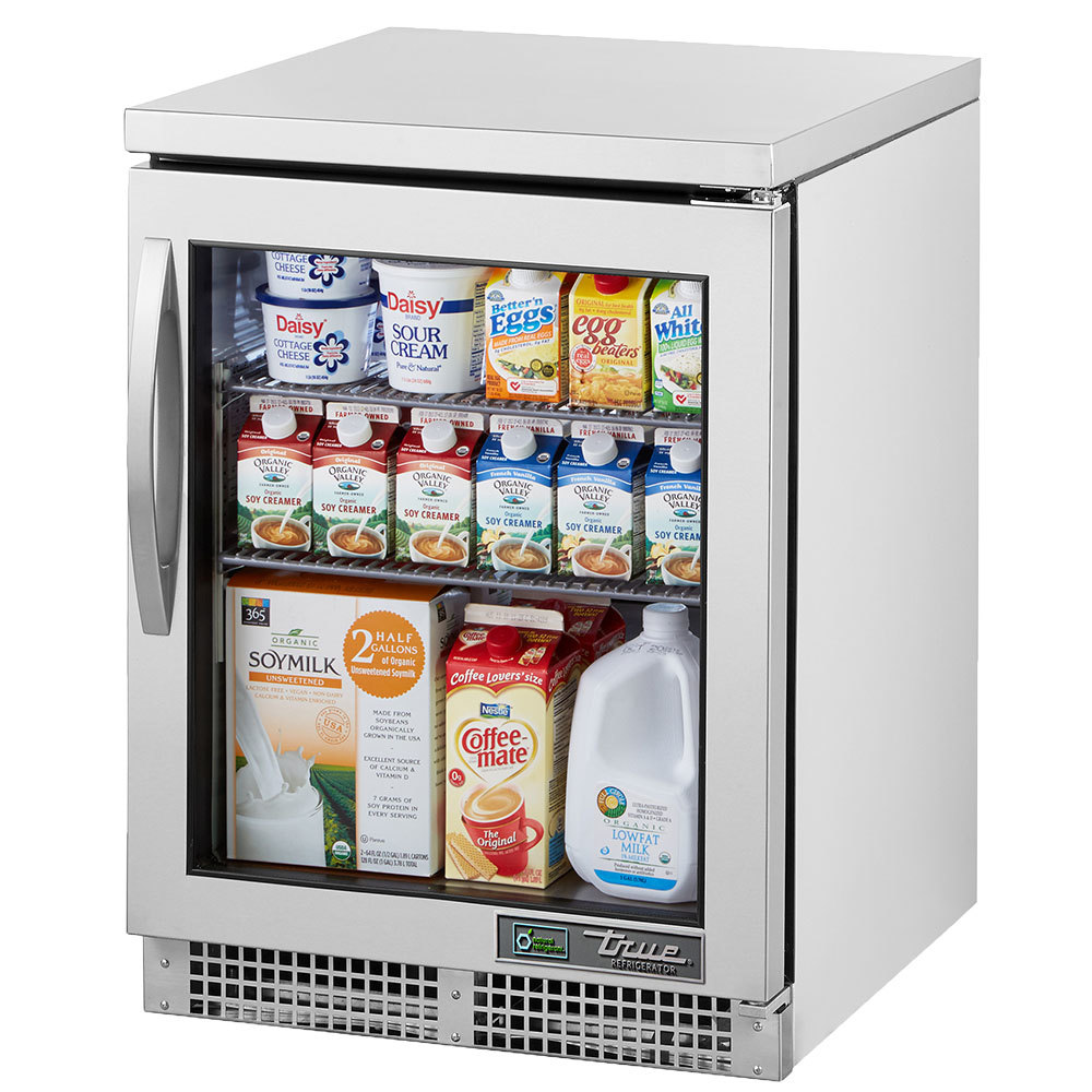 True Tuc 24g Hc Fgd01 24 Quot Undercounter Refrigerator With