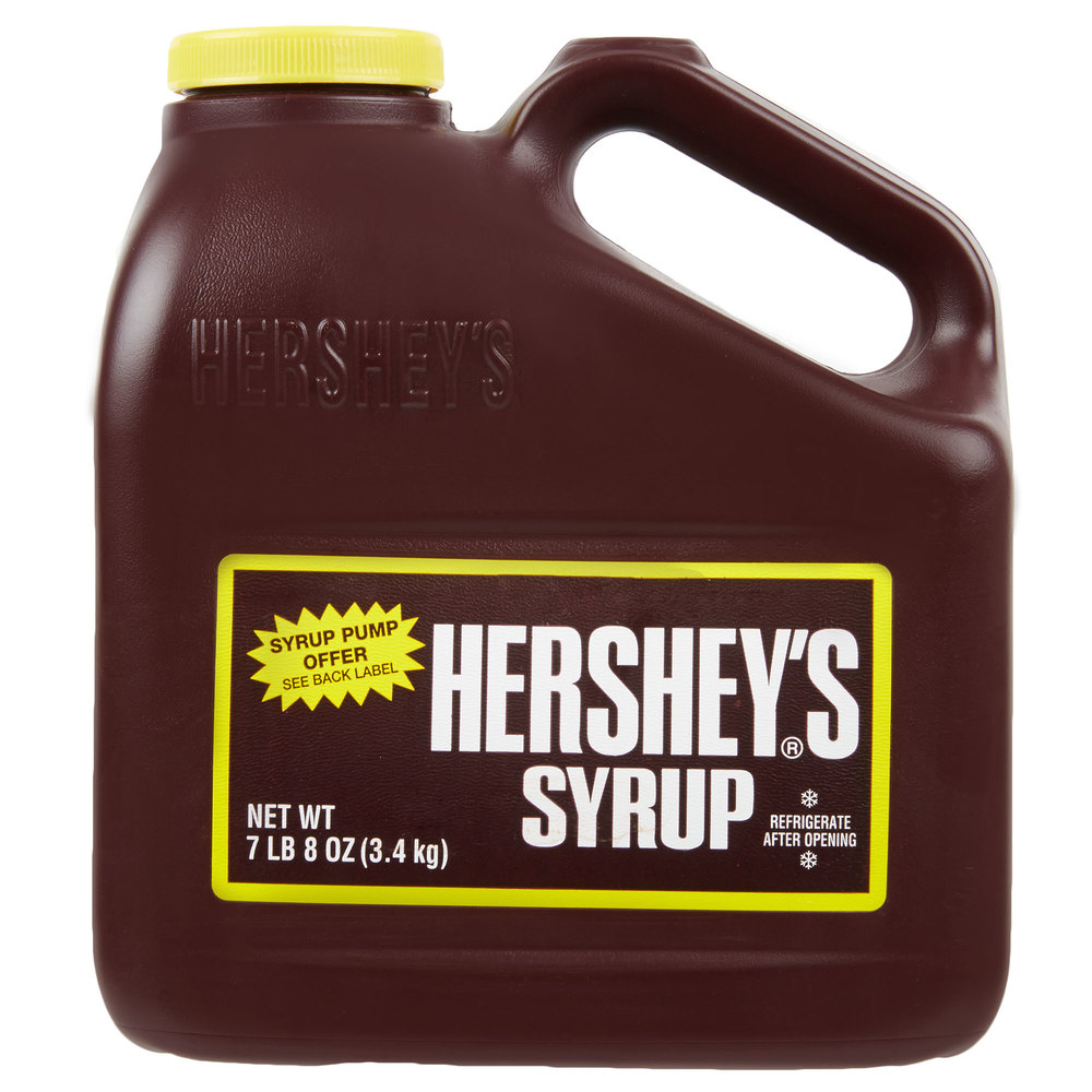 Where Can I Buy Chocolate Syrup