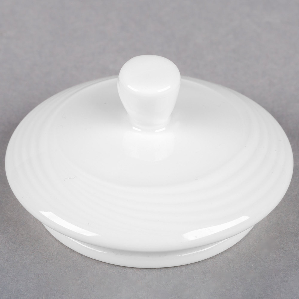 Syracuse china  silk royal rideau white tea pot
