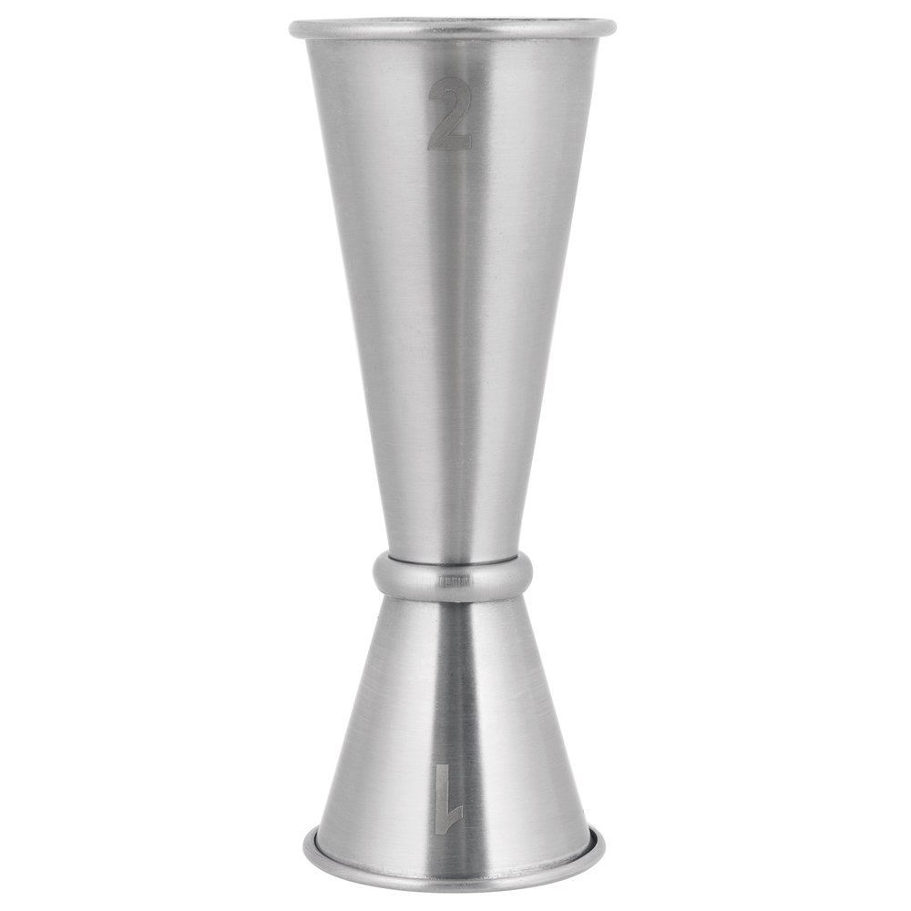 jigger chatrooms A jigger is actually a double sided cup / double sided shot glass used to measure and pour liquid when making drinks or other recipes from cocktailcom shot or jigger 1 shot equals 1 1/2 oz (ounces) 1 shot equals 45 cl (centiliters) 1 shot equals 45 ml (milliliters) 1 shot equals 3 tbsp (tablespoons.