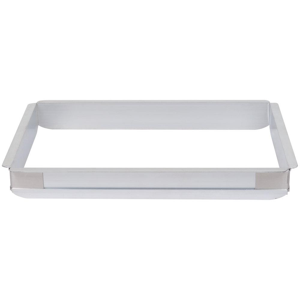 Baker S Mark 2 Quot High Half Size Aluminum Pan Extender