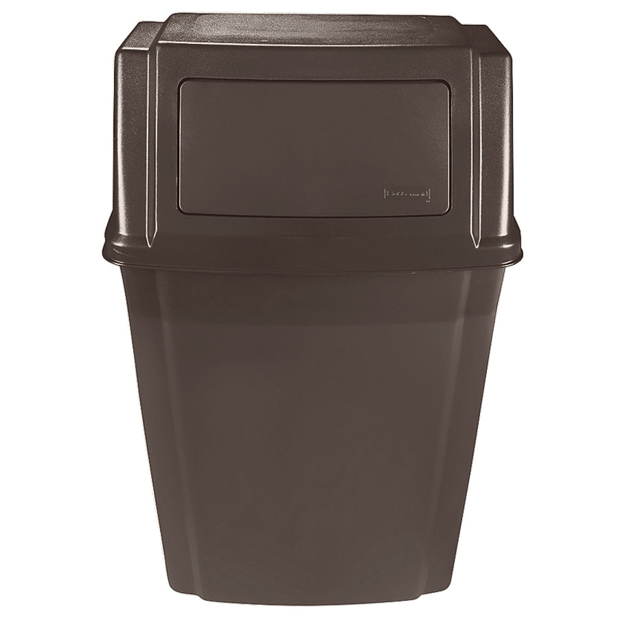 Image Result For Rubber Trash Cans