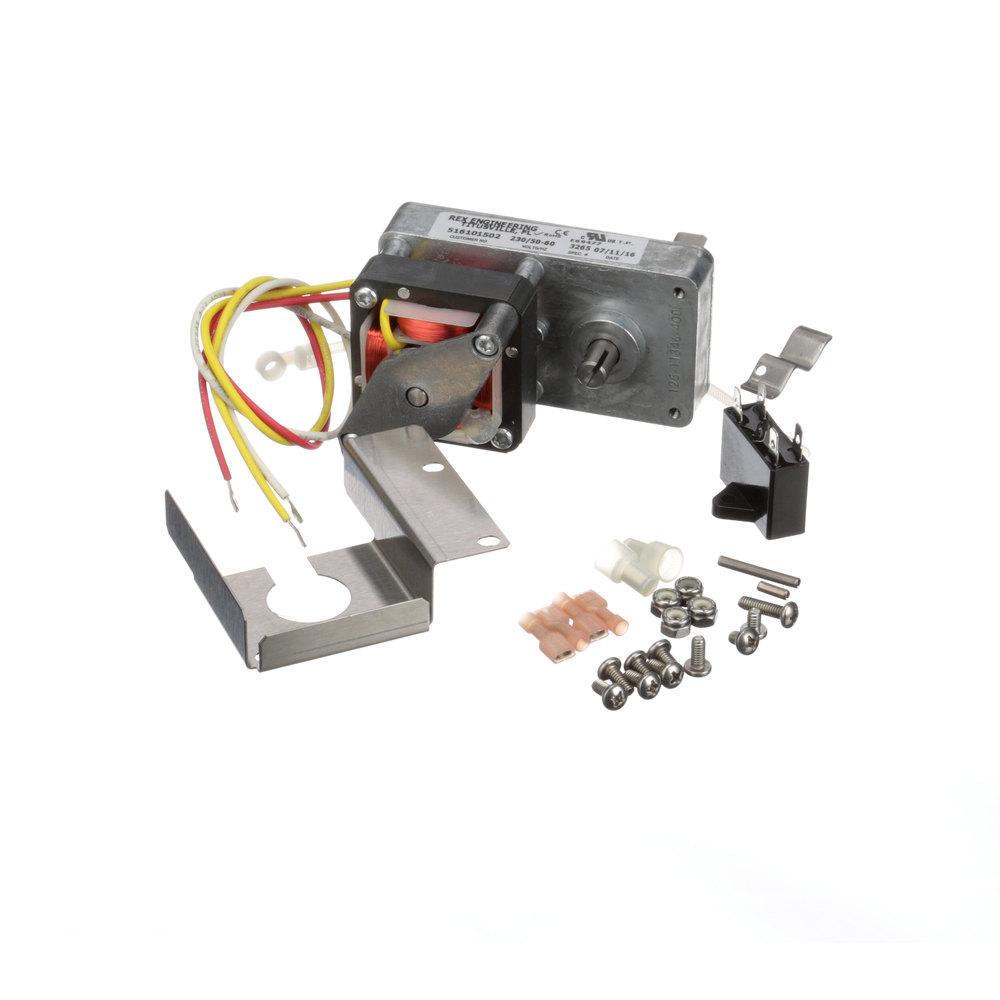 kold draft machine parts