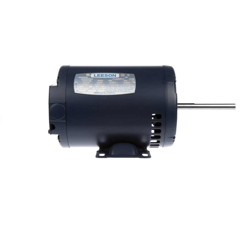 Lang 2U-30200-17 Motor 1/3hp 208/240v 1ph