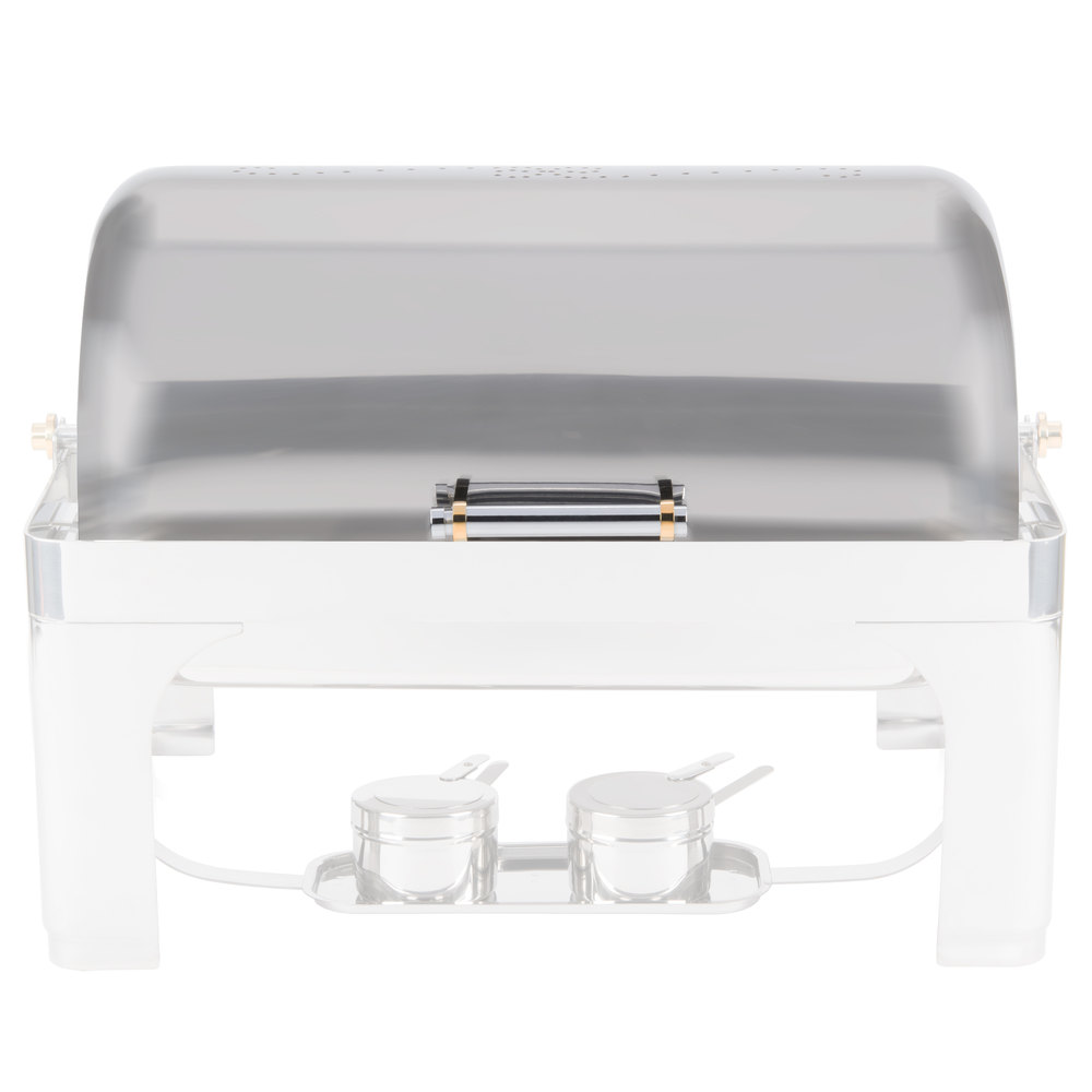 Vollrath 46084 Replacement Cover for 46080 9 Qt. New York, New York Chafer