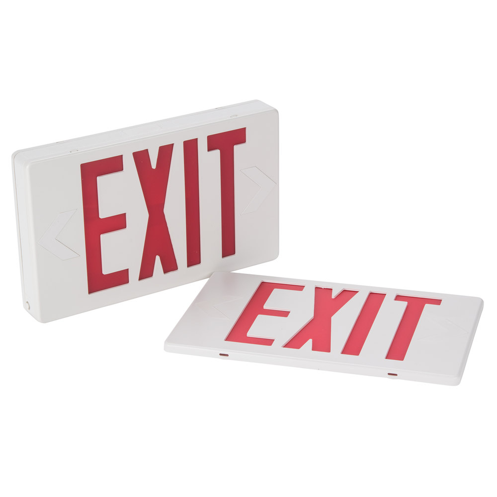 Exit Signs Exit Lights Emergency Lighting