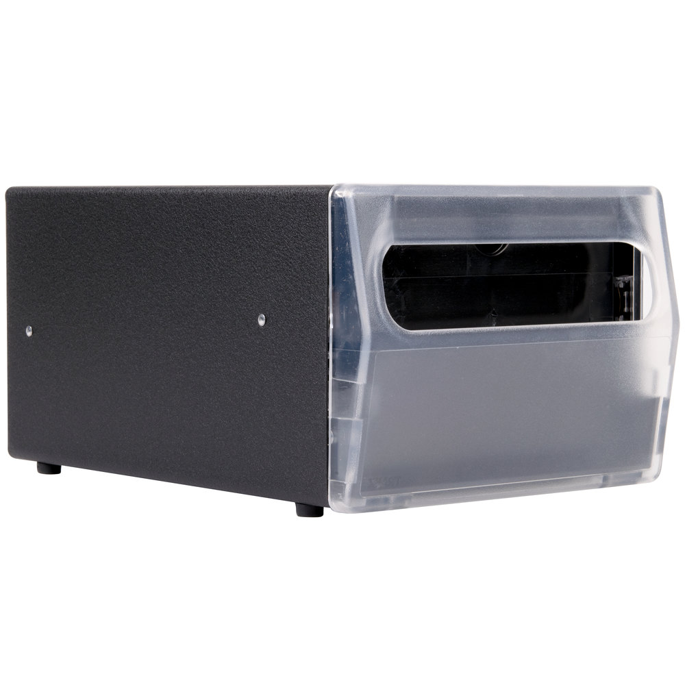 ... One Sided Countertop Fullfold Napkin Dispenser with Clear Faceplate