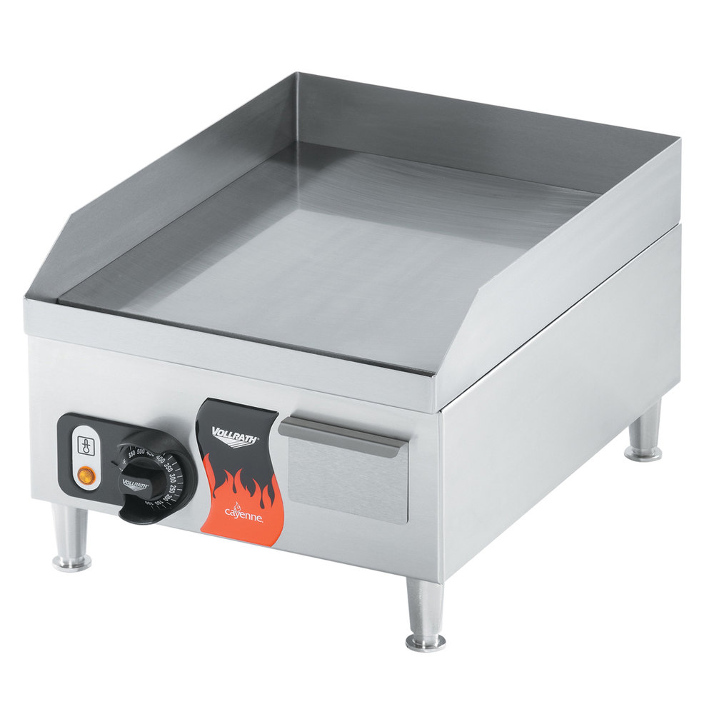 Countertop Electric Grill : Vollrath 40715 Cayenne 14
