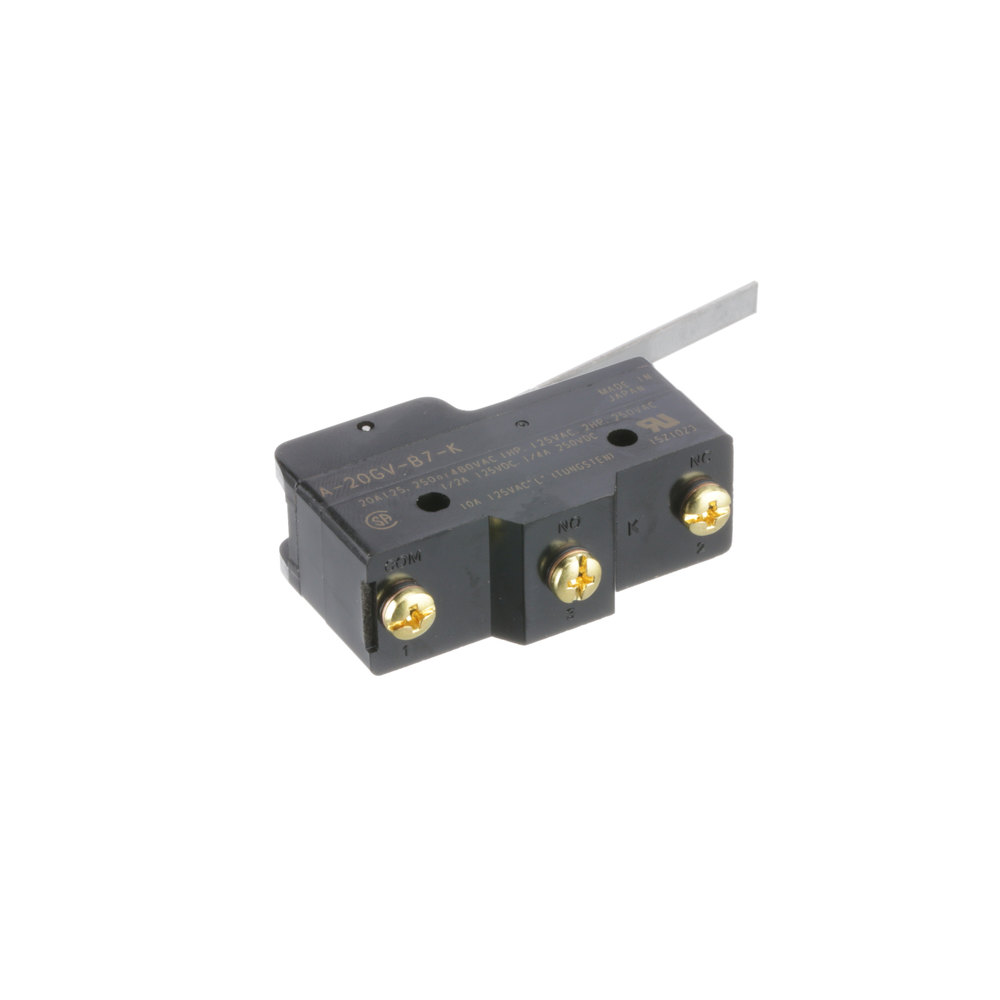 Market Forge 09-6431 Microswitch