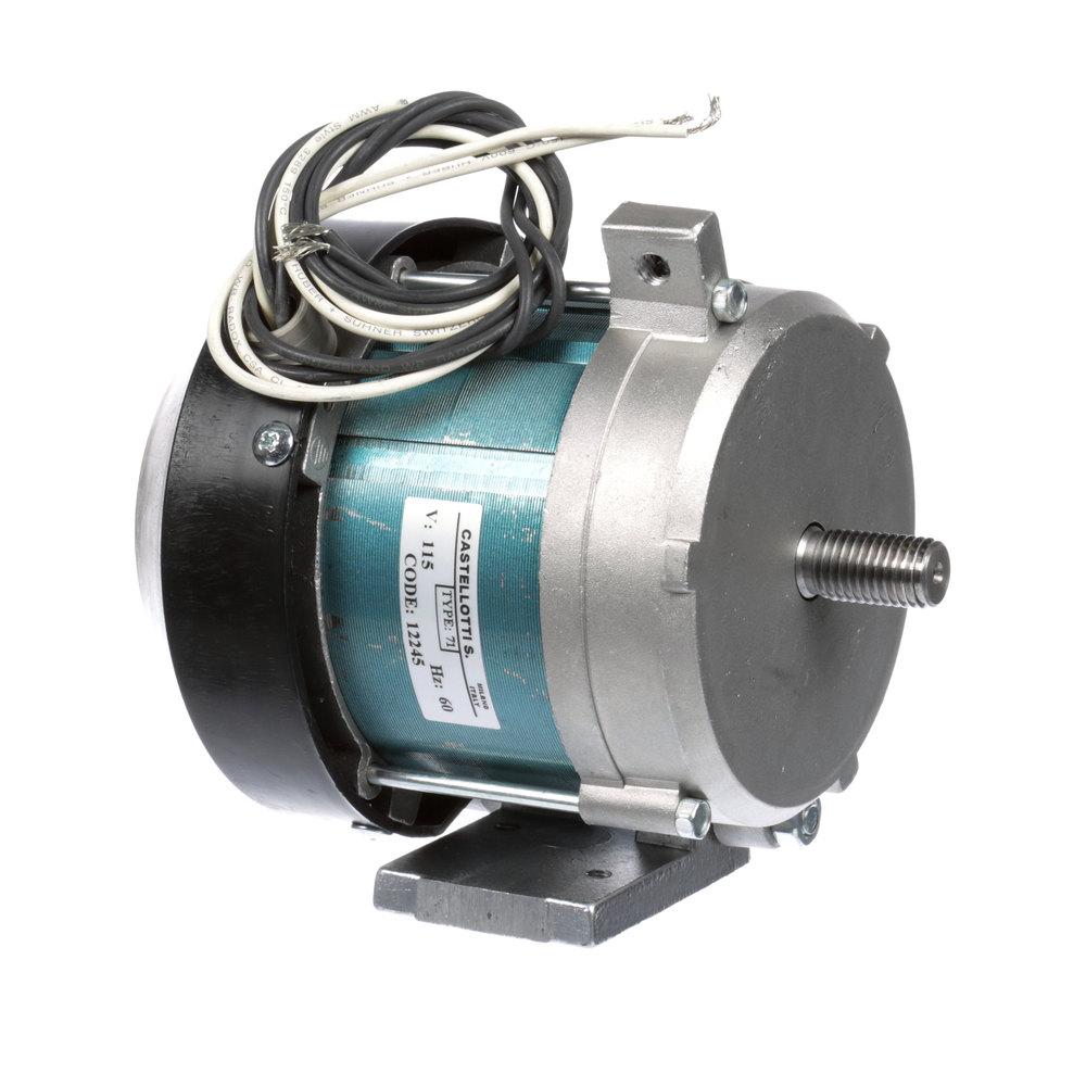 Globe D38 115v Motor 1 2 Hp