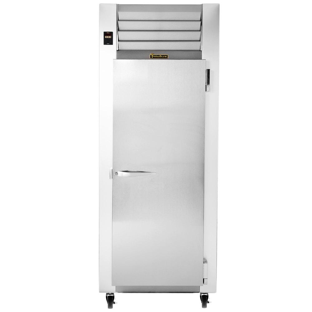 Traulsen G12010 30 U0026quot  G Series Solid Door Reach In Freezer