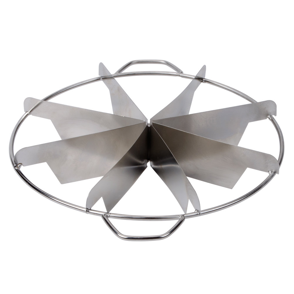 10 Quot Stainless Steel 8 Cut Pie Cutter