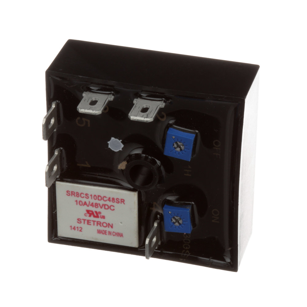 Delfield 2194371 Timer,Relay,Peristaltic