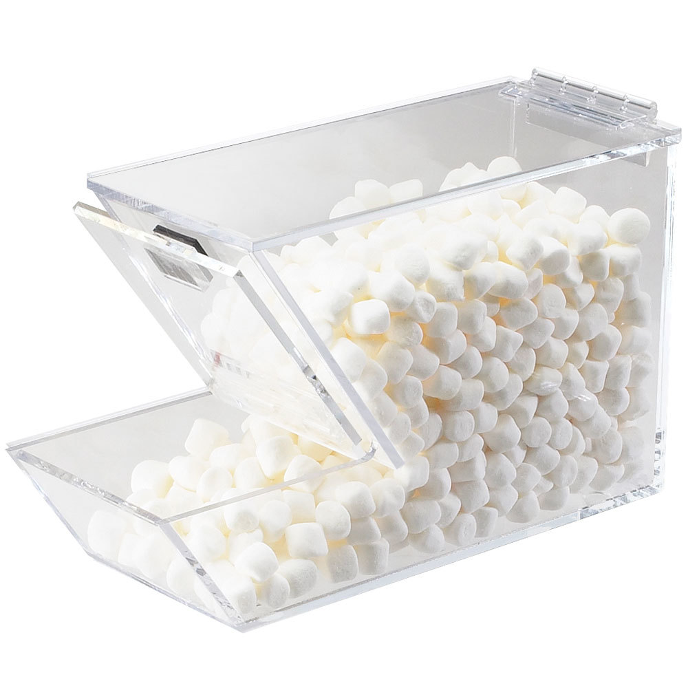 "Cal-Mil 927 Topping Dispenser - 4"" x 11"" x 7"""