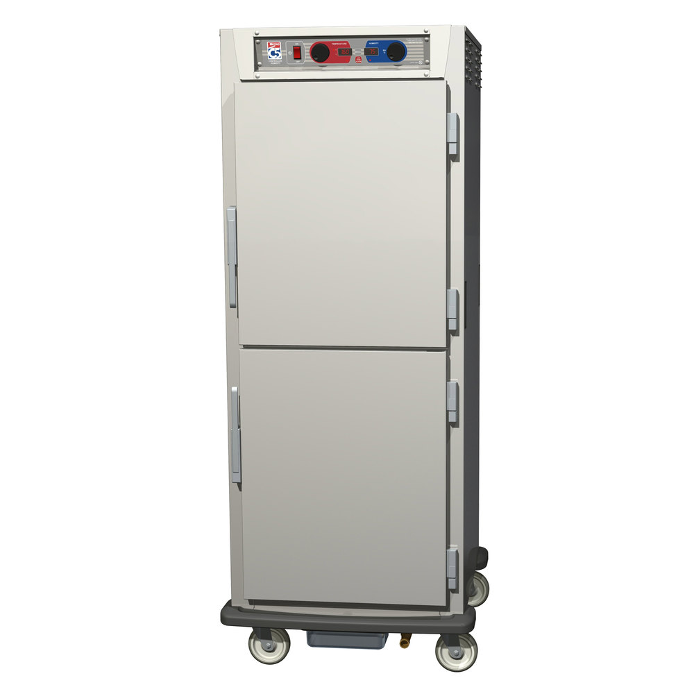metro c599 sds u full size holding proofing cabinet solid dutch metro c599 sds u full size holding proofing cabinet solid dutch doors 120v