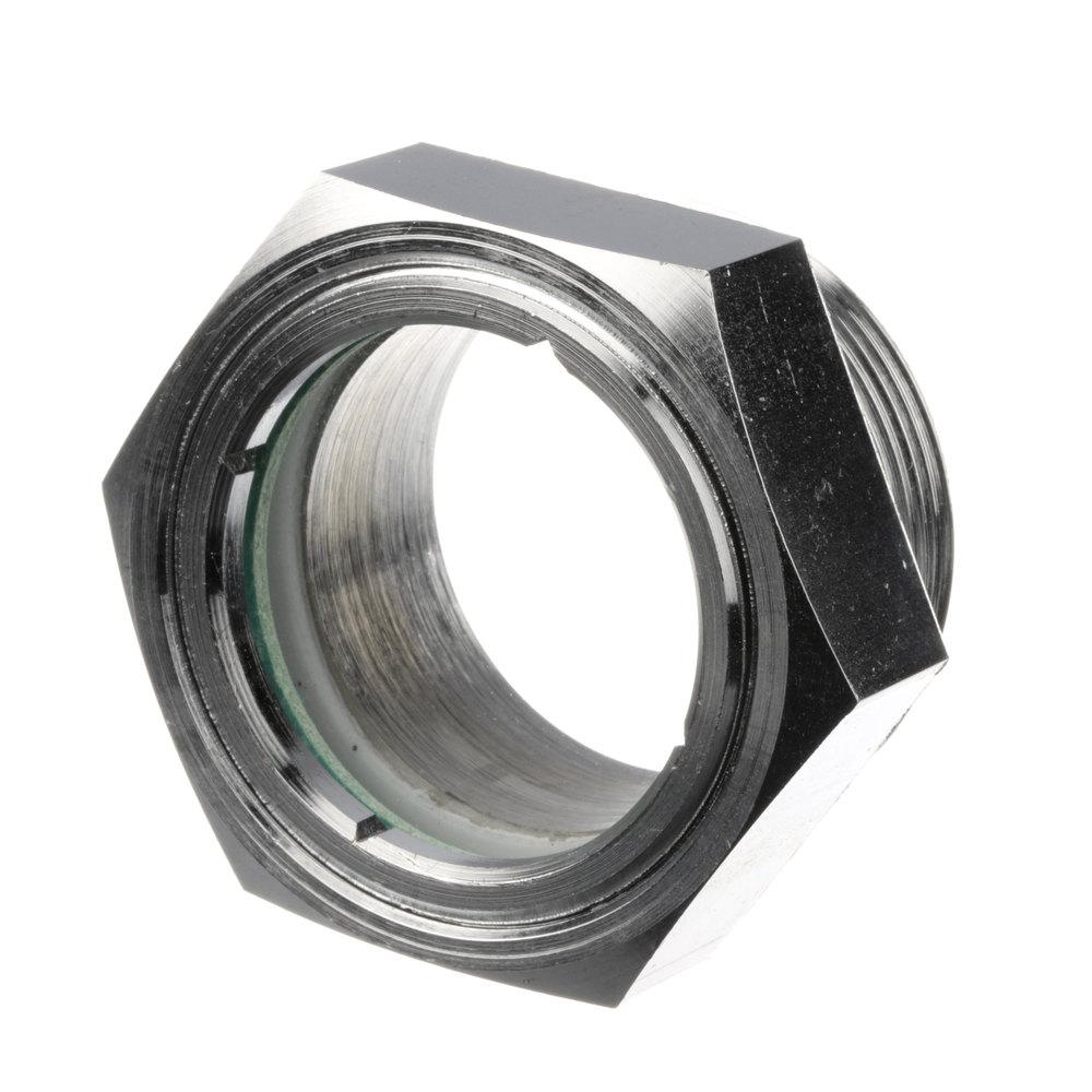 Legion water level sight glass in