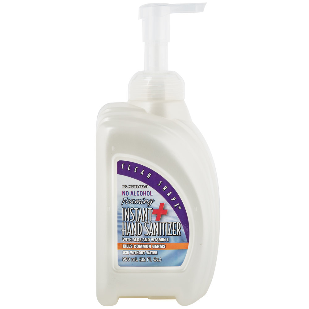 Kutol 68278 Foaming Instant Hand Sanitizer 950 mL Bottle