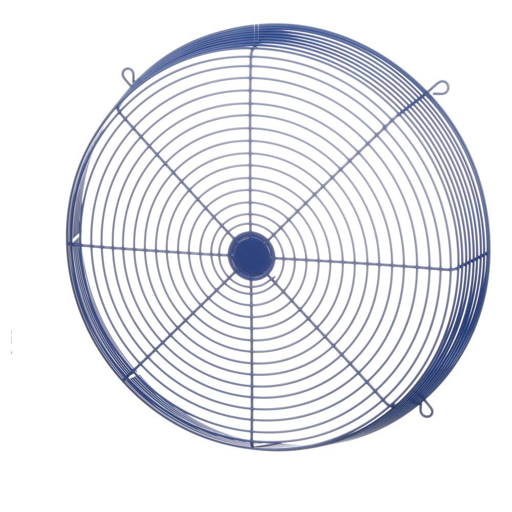 fan guard. heatcraft 23101802 fan guard blue wire. main picture