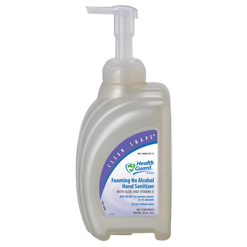 Sanimor Alcohol Free Foaming Hand Sanitizer Avmor
