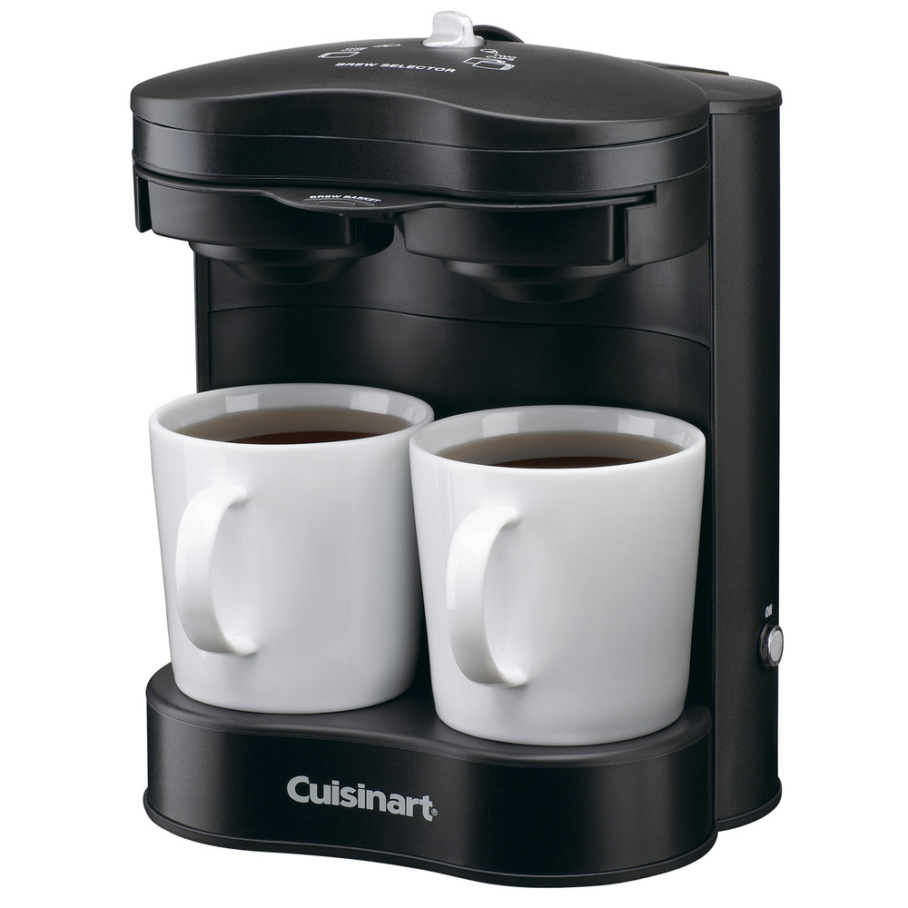 Cuisinart Coffee Maker Two Cup : Conair Cuisinart WCM11 2-Cup Coffee Maker Black Finish